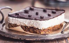 RAW TIRAMISU – Tirawmisu Vegan Cheesecake, Raw Vegan, Gluten Free Recipes, Tiramisu, Food And Drink, Low Carb, Vegetarian, Eat, Ethnic Recipes