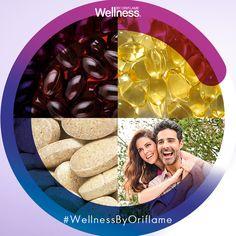 #WellnessByOriflame ¡Complementos para una vida plena!