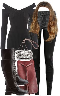 kate argent inspired outfit
