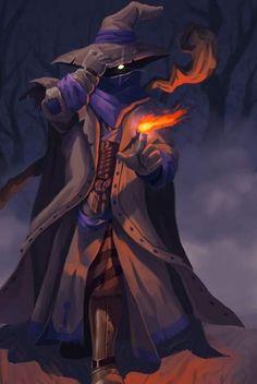 Black Mage from Final Fantasy Tactics. Fantasy Wizard, Fantasy Rpg, Dark Fantasy Art, Fantasy Artwork, Fantasy World, Final Fantasy Tactics, Fantasy Character Design, Character Design Inspiration, Character Concept