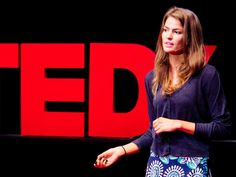 """Cameron Russell admits she won """"a genetic lottery"""": she's tall, pretty and an underwear model. But don't judge her by her looks. In this fearless talk, she takes a wry look at the industry that had her looking highly seductive at barely 16 years old."""