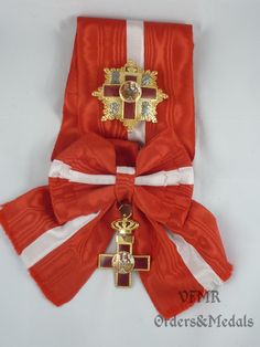 Spain - Order of Military Merit, Grand Cross red (war actions) with sash and cross M2003