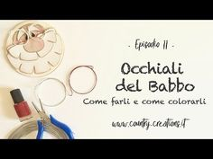 Come fare gli Occhiali del Babbo Natale colorati - YouTube Christmas Projects, Christmas Crafts, Christmas Decorations, Xmas, Christmas Ornaments, Christmas Ideas, Sewing Stuffed Animals, Free To Use Images, Soft Dolls