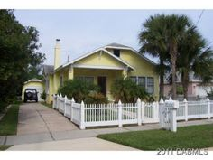 1950 beachside cottage with pool.  $180,000.  3/2 w/garage and walled in patio.  Too cute!!!