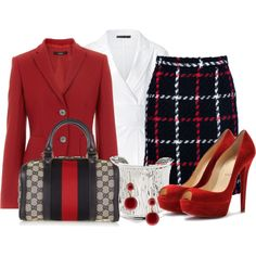 """Add Gucci to my fave color combo and it's For The Win (FTW)! """"very Jessie J"""" luv it!!"""