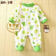 Vestiti neonato 0-3 mesi vecchio pezzo pagliaccetto del bambino vestiti del bambino a lungo- manica