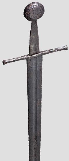 German Arming Sword 14th Century