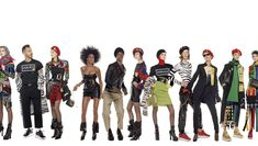 Versace did a compositing of multiple studio shots. Youtube Channel Art, Youtube Banners, Donatella Versace, Banner Design, Shots, Photoshop, Studio, Top, Fashion Design