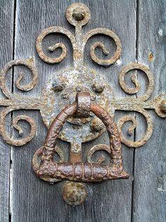 Door Knocker.