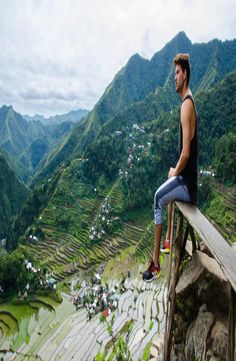 The Batad rice terraces belong to the UNESCO World Heritage Site 'Rice Terraces of the Philippine Cordilleras'. This site is located in the Philippines. Rice Terraces, Backpacker, Southeast Asia, Philippines, Pictures, Travel, Instagram, Photos, Viajes