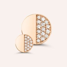 Like wearing a piece of art: elevate your wardrobe with B Dimension by Bucherer Fine Jewellery. Dazzling in rose gold, white gold or gold and diamonds 18k Rose Gold, 18k Gold, Buy Earrings, Fine Jewelry, Jewellery, Or Rose, Art Pieces, Diamonds, White Gold