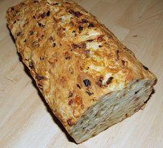 Zwiebel - Käse - Schinken Brot 2