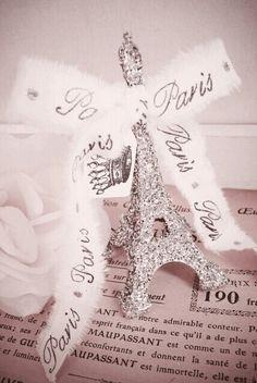 #Paris #Eiffel #tower #ornament #pretty #travel