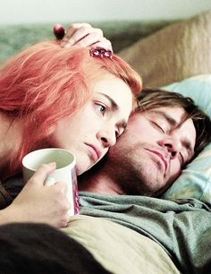 eternal sunshine of the spotless mind. (greatest movie of all time)