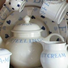 Emma Bridgewater Cambridge Blue