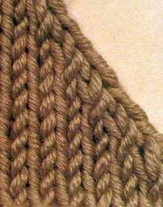 Learning how to decrease in knitting is easier than you think with these two decrease knitting methods: knit 2 together (K2tog) and slip,…