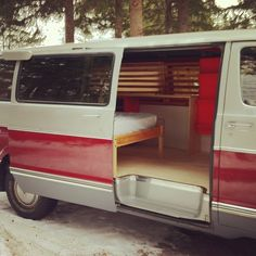 Mobile Living: Vancouver Van Dwellers' Nomadic Lives (PHOTOS)