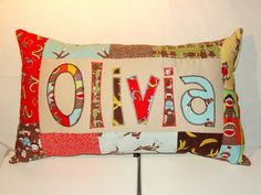 Love these!!  Want one for each girl's bed!!