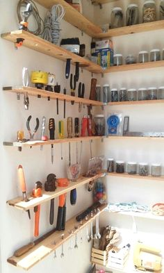 Garage Organization- CLICK THE IMAGE for Lots of Garage Storage Ideas. 99664274 #garage #garageorganization