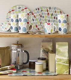 Collection - Off The Wall - Laura Ashley Laura Ashley, Modern Style Homes, Mid-century Modern, Contemporary, Summer Design, Off The Wall, Spring Home, Interior Inspiration, Blog