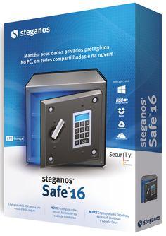 Novo Steganos Safe 16! http://www.techenet.com/2014/11/celebgate-novo-steganos-safe-16-oferece-protecao-tambem-na-nuvem/