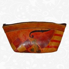 Púzdra Kožené výrobky - Kožená galantéria a originálne ručne maľované kožené výrobky