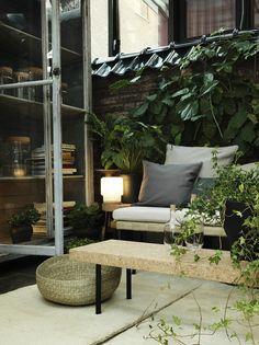 Muebles de corcho, Septiembre Ikea. SINNERLIG
