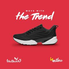 Designed to keep you at the highest level of comfort and protection.  #Walkaroo #BeRestless High Level, Nike Free, Men's Shoes, Running Shoes, Sneakers Nike, Footwear, Tech, Products, Fashion