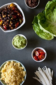 Delicious and EASY: Lettuce Wrap Tacos (vegan and gluten-free)