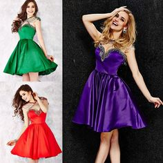 bd26007fbd0 Short Purple Dark Green Homecoming Gown 2015 Military Marine Ball Evening  Prom Dresses For Girls Sale Hot Cheap 8th Grade Graduation Dresses Online  with ...