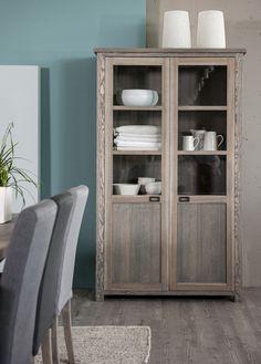 Wood Story | Møbelringen + Kristensen&Kristensen N21, China Cabinet, Living Room, Storage, Wood, Furniture, Wardrobes, Home Decor, Handmade