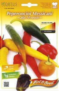 SEMI DI PEPERONCINO PICCANTE MESSICANI MIX 10 VARIETA http://www.decariashop.it/semi-di-ortaggi/14976-semi-di-peperoncino-piccante-messicani-mix-10-varieta.html