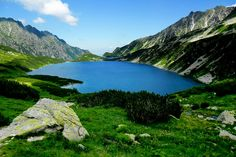 Lakes in Tatra. Glacial lake in Tatra Mountains, Slovakia by Costin Mugurel on 500px.