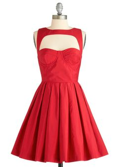I sincerely love this dress and I would be so happy if I could wear it at Christmastime.