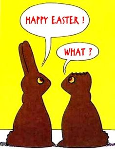 Happy Easter 2 - Easter pictures Easter humor Easter jokes and Easter cartoons