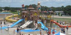 Sheridan: Splashway Waterpark & Campgrounds