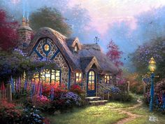 Classics Collection - Candlelight Cottage