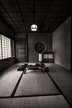 Washitsu / Japanese-style room by Marc #decoracao de casas #office design| http://designbedrooms.lemoncoin.org