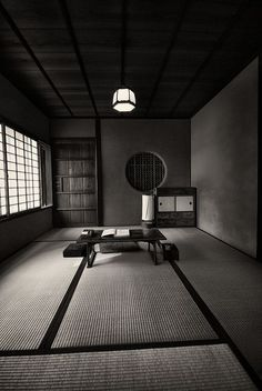 Washitsu / Japanese-style room by Marc #decoracao de casas #office design| http://designbedrooms.lemoncoin.org