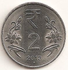 Independent India issues: The introduction and experiments of social themes on the two-rupee coins. Old Coins For Sale, Sell Old Coins, Old Coins Value, Ancient Indian History, History Of India, Louis The Pious, Old Coins Price, Coin Buyers, Vaishno Devi