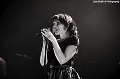 Zoe Colotis of Caravan Palace by Gem Redford Photography