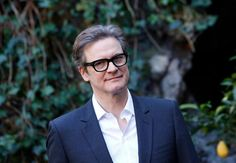 Colin Firth - Kingsman: The Secret Service in Rome Photo call