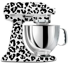 Cheetah print vinyl for kitchen aid 20$