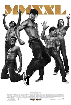 Magic Mike XXL: the perfect inspiration for you next invisible boyfriend. I hope every woman can enjoy this movie as much as I did