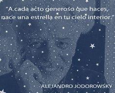 Las estrellas del alma y el corazón..