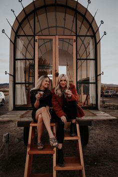 Farm-Forward Feasts in the California Desert Northern Lights Ranch, Glamping California, Desert Fashion, Rv Parks, Deserts, Couple Photos, Party, Case, Goals