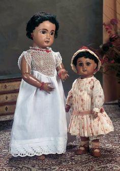 Французские куклы-экзоты - elfi_doll