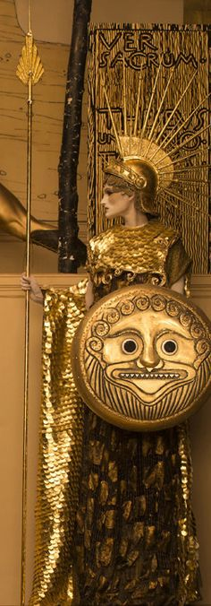 Inge Prader - Interprétation des oeuvres de Gustave Klimt