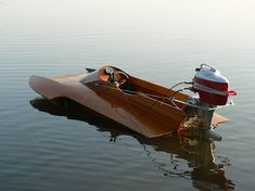 Do It Yourself Boat Plans. MyBoatPlans gives you instant access to over step-by-step boat plans, videos and boat building guides Wooden Boat Building, Wooden Boat Plans, Boat Building Plans, Wooden Speed Boats, Wood Boats, Course Vintage, Classic Wooden Boats, Build Your Own Boat, Plywood Boat