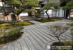 The Silver Pavilion (Ginkaku-ji), Zen temple in Kyoto | Real Japanese Gardens